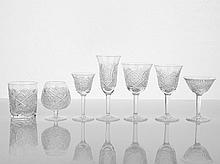 Laura Bratislava Fine Cut Crystal Stemware