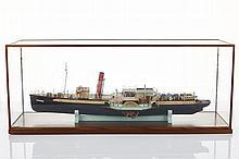 Model Ship of the 'Duchess of Fife'