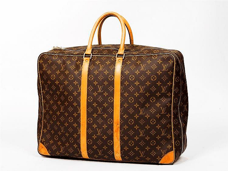 Louis Vuitton - Medium Monogram Sirius 50 Soft Luggage Bag