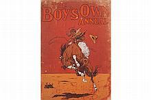 Book: The Boy's Own Annual