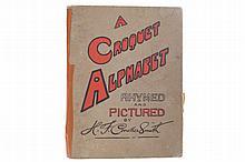 Book: A Croquet Alphabet