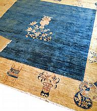 Handmade Northeast Persian carpet