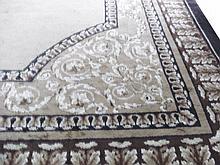 Large Irish twentieth-century Donegal carpet