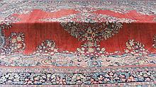 Sarouk Mahal Northwest Persian carpet, circa 1920