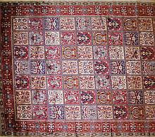 Persian cashmere rug