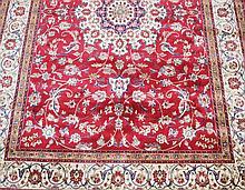 Cashmere rug