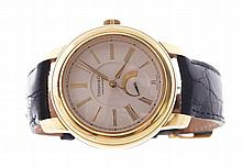 18 ct. gold Tiffany & Co. gent's watch