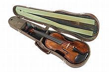 Violin circa 1780