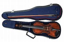 Italian violin of the Milan School
