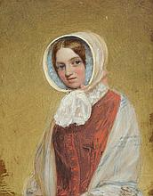 Attributed to William Powell Frith, 1819-1909