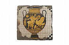 Eighteenth-century tile