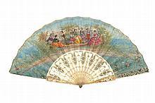 Early nineteenth-century fan
