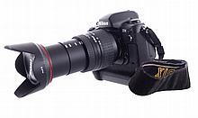 Nikon D1x Camera