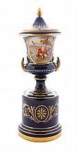 Nineteenth-century Vienna urn
