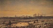 Francois Lamoriniere, 1828-1911