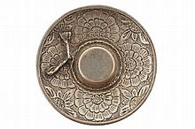 Sterling silver sombrero ash tray
