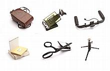 Hasselblad, Lunasix and Leica camera accessories