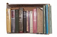 Fifteen books on opera and music