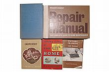 Five books on carpentry