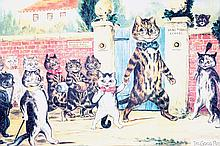 After Louis Wain