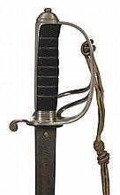 Officer's sword