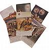First World War set of six military postcards
