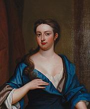 Charles Jervas, 1675 - 1739 Portrait of Dorothy
