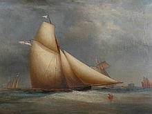Admiral Richard Brydges Beechey, H.R.H.A., 1808 -