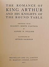 Alfred W. POLLARD The Romance of King Arthur and