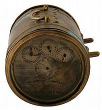 Hateley's patent pigeon clock