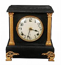 Gilbert 8 day mantle clock circa 1880