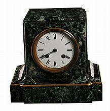 French 8 day mantle clock, circa 1890