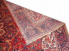 Heriz northwest Persian carpet