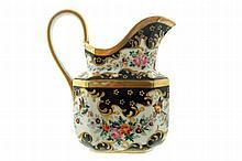 Nineteenth-century porcelain milk jug