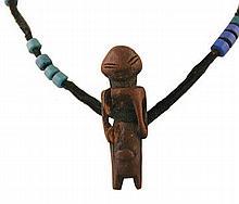 Nineteenth/twentieth-century African pendant