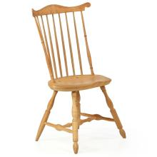 American Lancaster Style Fanback Windsor Side Chair, 20th Century