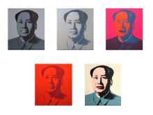 Mao Suite (Sunday B. Morning), Silk-screen, Andy Warhol