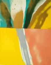 Flashback VIII, Ltd Ed Silkscreen, John Chamberlain