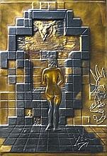 Salvador Dali - Lincoln in Dalivision