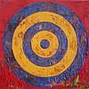 Jasper Johns - Target 1974, Jasper Johns, $150