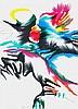 MARISOL - Blackbird Love,  Marisol, $250