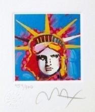 Liberty Head I, Ltd Ed Lithograph (Mini 3.5