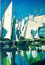 Fran Bull - French Seaport