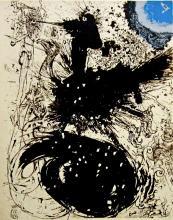 Salvador Dali - Les Chimeres