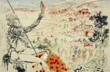 Salvador Dali - The Golden Age