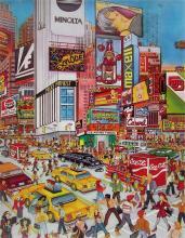 Susannah MacDonald - Times Square
