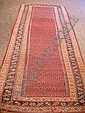 Northwest Persian Long Rug, 19th/20th century, 8 ft. x 3 ft. 4 in.