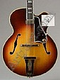 American Archtop Guitar, Gibson Incorporated, Kalamazoo, 1966, Model L-5, the bound two-piece maple back of narrow curl, the sides of s