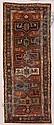 South Caucasian Long Rug, last quarter 19th century,
