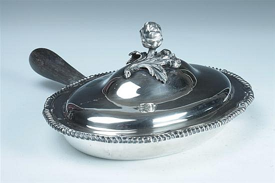 ELKINGTON, MASON & CO SILVER PLATED SERVING DISH, Birmingham, 1842-1864. - 9 1/4 in. x 12 1/4 in., dish only.